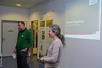 40-jähriges Jubilaeum Biotopsverbund Aalen BUND - Foto: H.-P. Horn